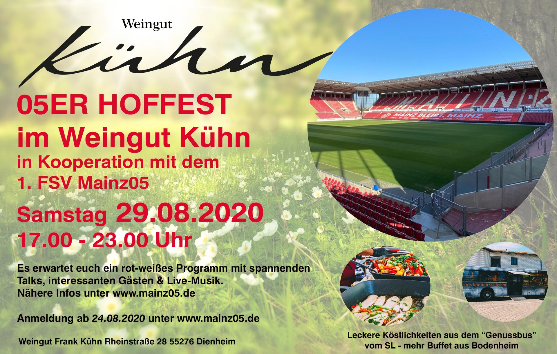 05er Hoffest Weingut Kühn